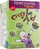 newchapter Free natural vitamins to school children in US