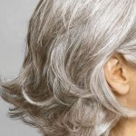 Silver hair and health