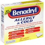 """Benedryl and its' cousins maybe bad mojo for long term users"""