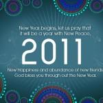 """Trauma or peace -a New Year's wish"""