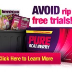 """Acai berry scam promoted in main media"""